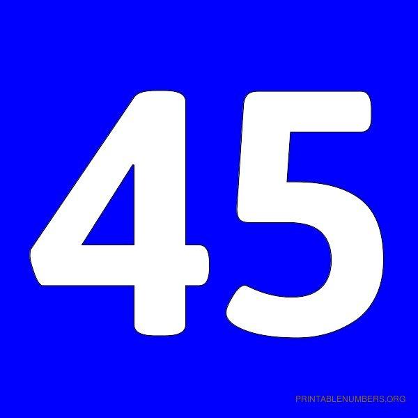 printable_number_45